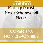 Piano concertos cd musicale di Grieg / kuhlau