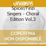 Choral edition v.3 cd musicale di Benjamin Britten