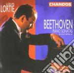Piano sonat.:op.22,26,49 1-2 cd musicale di Beethoven