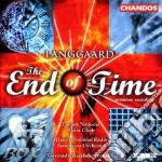 End of time cd musicale di Rued Langgaard