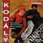 Kodaly, Zoltan - Concerto Pour Orchestre. Ouverture cd musicale di Zoltan Kodaly