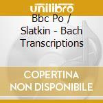 Transcription cd musicale di Bach johann sebastian