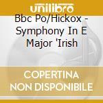 Symphony in e m. overture cd musicale di Sullivan sir arthur