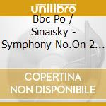Symphony on two russian themes cd musicale di Mikhail Glinka
