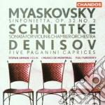 Sinfonietta op.32 no.2 cd musicale di Artisti Vari