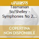 Symphonies n.2 & 3 cd musicale di Reinecke carl h.c.