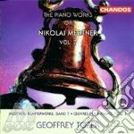 Piano works v.7 cd musicale di Nikolai Medtner