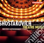 Theatre music cd musicale di Shostakovich