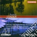 Orchestral works cd musicale di Lyadov anatol konstan