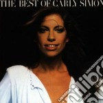 THE BEST OF cd musicale di Carly Simon