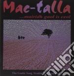 Mairidh gaol is ceol cd musicale di Mac-talla