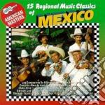 Mexico cd musicale di Aa/vv 15 regional mu