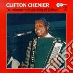 60 m.with the king zydeco cd musicale di Clifton Chenier