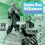 King biscuit time cd musicale di Sonny boy williamson