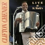 Live at st.mark's cd musicale di Clifton Chenier