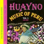 Huayno Music Of Peru' cd musicale di Artisti Vari