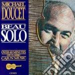 Beau solo cd musicale di Michael Doucet