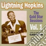 Lightnin' Hopkins - The Gold Star Recording cd musicale di Lightnin' Hopkins