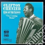 Clifton Chenier - King Of The Bayous cd musicale di Clifton Chenier