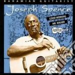 Bahaman guitarist cd musicale di Joseph Spence