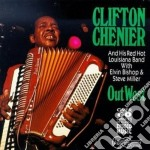 Out west cd musicale di Clifton Chenier