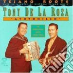 Atotonilco cd musicale di Tony de la rosa