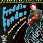 Canciones de mi barrio cd musicale di Freddie Fender
