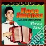 Flaco Jimenez - Flaco's First cd musicale di Jimenez Flaco