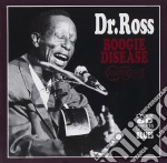 Dr. Ross - Boogie Disease cd musicale di Dr.ross