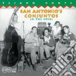 In the '50s - cd musicale di San antonio's conjuntos