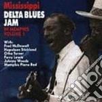Vol.1 cd musicale di Mississippi delta bl