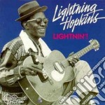 Lightnin' cd musicale di Lightnin' Hopkins