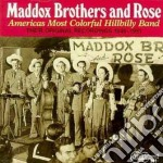 Maddox Brothers & Rose - Volume 1 cd musicale di The maddox brothers
