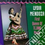 First queen of tejano mus - mendoza lydia cd musicale di Mendoza Lydia