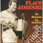Un mojado sin licencia cd musicale di Jimenez Flaco