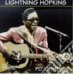Po' lightnin' - hopkins lightnin' cd musicale di Lightnin' Hopkins