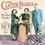 On border radio vol.1 - carter family cd musicale di The Carter family