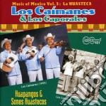 Huapangos sones huastecos - cd musicale di Los caimanes & los caporales