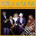 Masters of folk violin - cd musicale di Artisti Vari