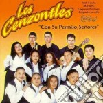 Con su permiso senores - cd musicale di Cenzontles Los