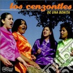 De una bonita - cd musicale di Cenzontles Los