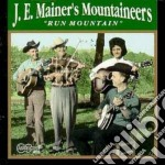 Run mountain - cd musicale di Mountaineers J.e.mainer