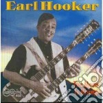 The moon is rising - hooker earl cd musicale di Hooker Earl