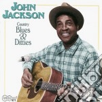 Country blues & ditties - cd musicale di John Jackson