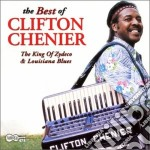 The best of cd musicale di Clifton Chenier