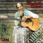 Live - cotten elizabeth cd musicale di Elizabeth Cotten