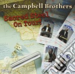 Sacred steel on tour! - cd musicale di The campbell brothers