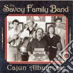 Cajun album cd musicale di The savoy family ban