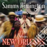Visits new orleans cd musicale di Rimington Sammy