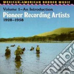 Vol.1 - cd musicale di Mexican american border music
